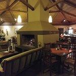 Ngorongoro Rhino Lodge - restaurant / lounge area