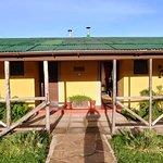 Ngorongoro Rhino Lodge - view of rooms