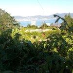 Vistas desde El Monte Castro de la Ría de Vigo