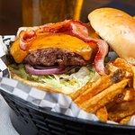 The Mac Daddy Burger