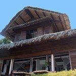 La Villa familiale spacieuse, avec une vue imprenable sur l'océan peut recevoir jusqu'à 6 person