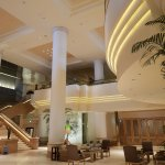 Elegant hotel.