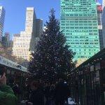Bryant Park Christmas Tree