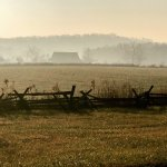 Scenes of the Battlefield Park