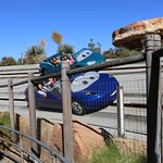 Foto de Radiator Springs Racers