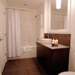 2 Bedroom Condo: Second Bathroom