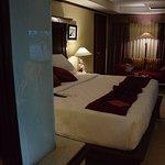 entry into bedroom
