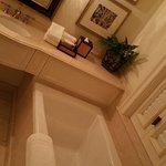 Soaking tub - a dream!