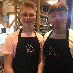 The Deli & Cafe at the Chilli Farm