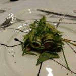 Vegetarian Lasagna hand rolled by Chef Hoffner