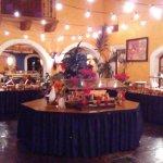 "The restaurant's ""Plaza Centrale"""