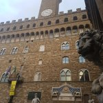 Billede af Piazza della Signoria