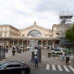 Gare de L'Est avec Open Tour