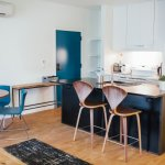 Watercooler extended-stay apartments - full kitchen