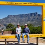 Table Mountain Picture Frame