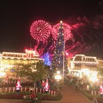 Grand Holiday fireworks