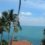 Birdeye view @Coral cove chalet, Koh samui