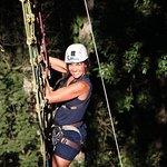 climbing about 70 feet