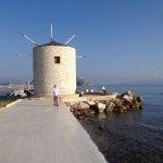 Corfu windmill