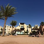 Foto de Grand Swiss-Belresort Tala Bay, Aqaba