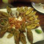 The Kebab Platter