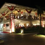 Two story buffet restaurant Chak Balam