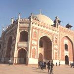 Humayun-Mausoleum Foto