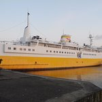 Seikan Ferry Memorial Ship Hakkodamaru (1)