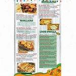 Parrilladas, Enchiladas and lunch Specials