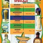 Bar Specials
