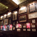 The Bull Moose Room (notice the pipes on the ceiling)