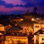 Pashupatinath temple one of the famous temple of hindu religion