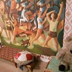 Zimmer zu DDR Zeiten