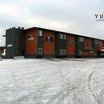 Hotel in Watson Lake, Yukon