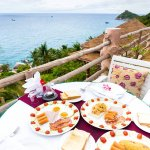 Breakfast at Sky lounge