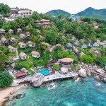 Private beach and close to Sai Ree Beach