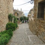Narrow Cobbled Pathways