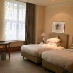Wunderbare Betten im Zimmer 4. Stock