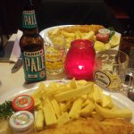 Fish & Chips, 12 pound.