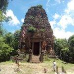 tour to prasat sambor prei kuk temple