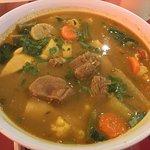 Sherpa Lamb Stew