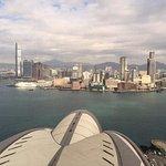 Harborview of Kowloon ! Stunning day.