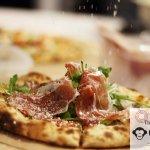 Truffle premium pizza!!