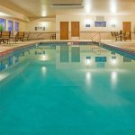 Indoor Pool and Hot Tub - Open Daily from 8 AM - 11 PM
