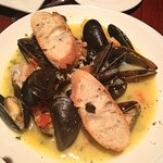 Steamed Mussels French Style