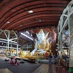 Beautiful Buddha statue but beware of scam!