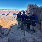 Ooh Aah Point on South Kaibab