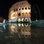 Coliseio de noche