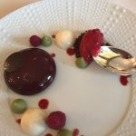 Dessert for me....once again...perfectly prepared in classic French style