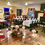 Can accommodate up to 80 pax inside and 73 patio Good sized restaurant for big parties